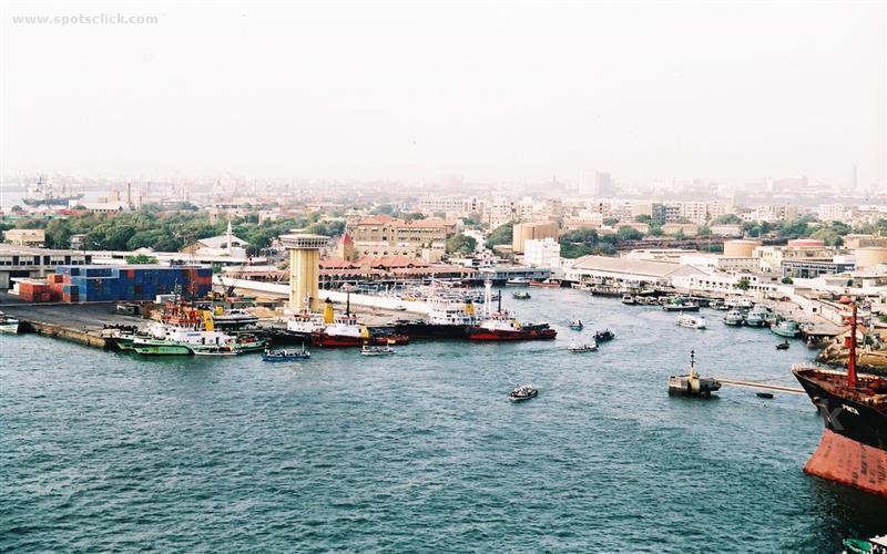 Karachi Port Image