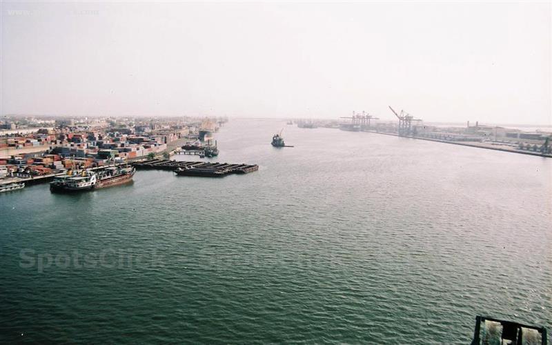 Karachi Port Gallery