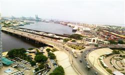 Karachi Port Photo