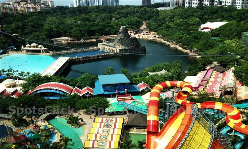 Sunway Lagoon Water Park Image