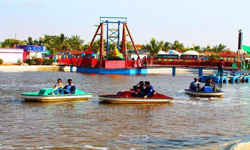 Image of Aladin Amusment Park