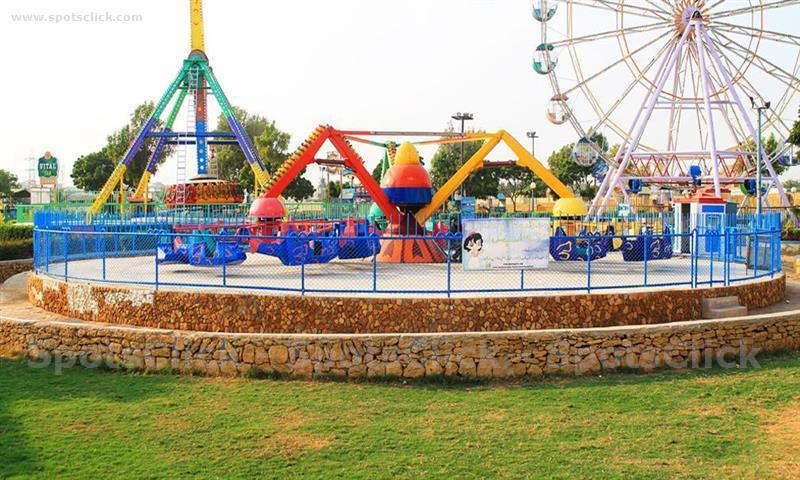 Picture of Aladin Amusment Park
