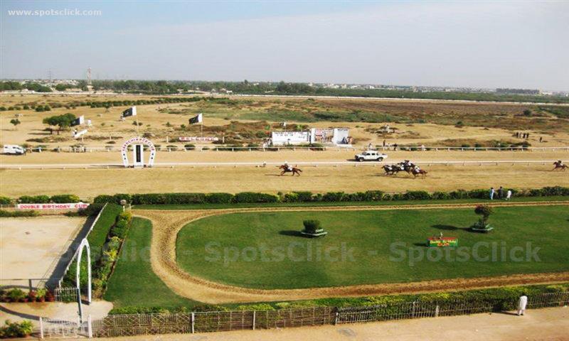 Image of Karachi Race Club