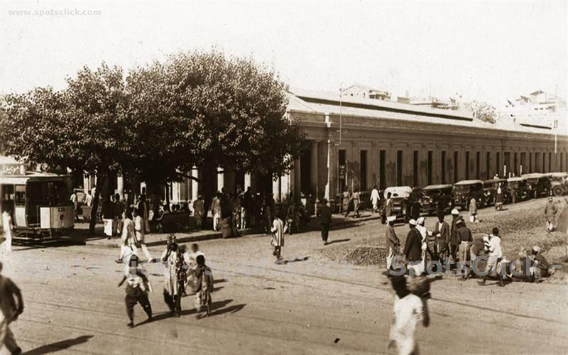 Image of Bolton Market