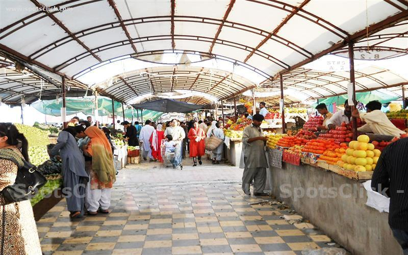 Mallu bazar market karachi pakistan - 4 2