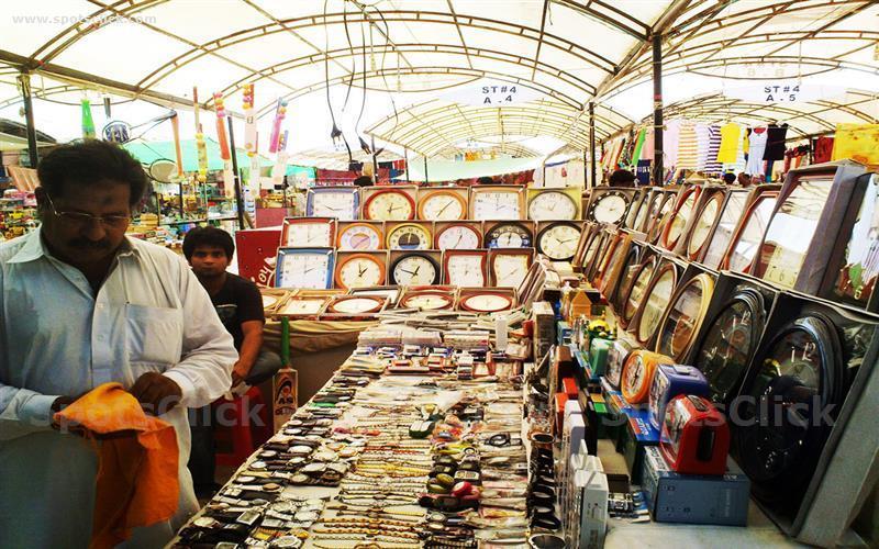 Sunday Bazaar Photo