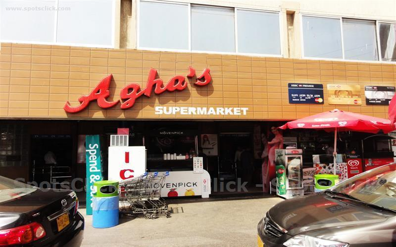Picture of Aghas Super Market