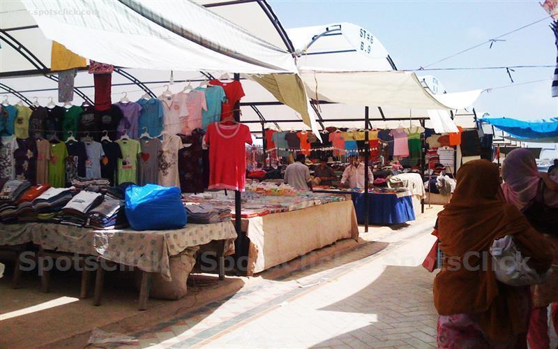 Sunday Bazaar - Karachi | Market