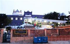Picture of Abdullah Shah Ghazi Mausoleum