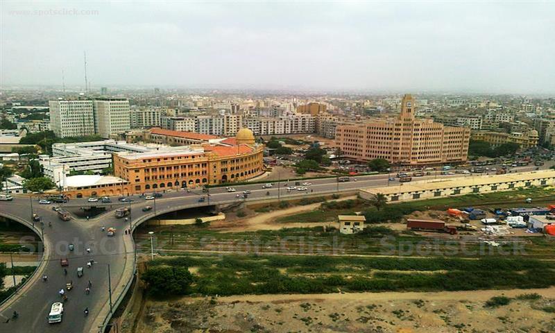 Custom House Karachi Gallery
