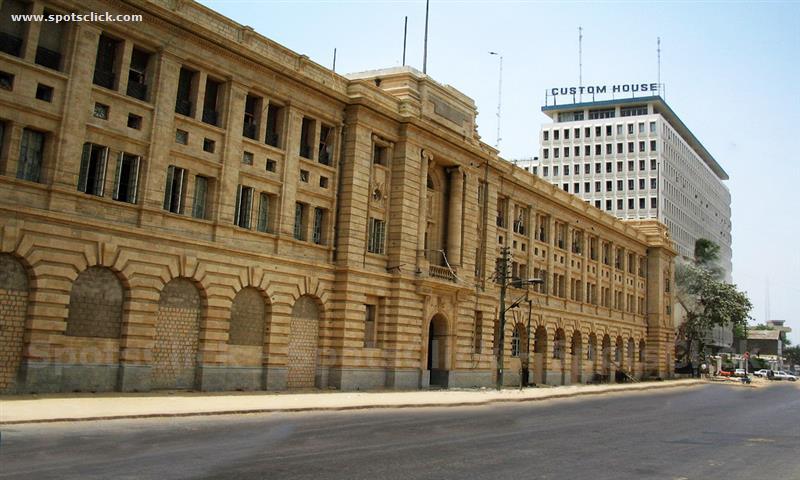 Photo of Custom House Karachi