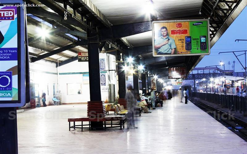 Gallery of Karachi Cantonment Railway Station
