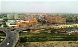 Pics of Custom House Karachi