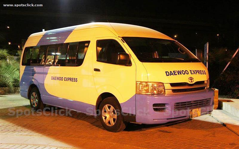 Daewoo Express - La Pakistan | Transport