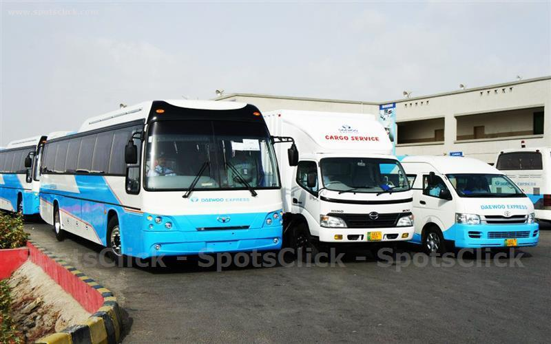 Photo of Daewoo Express