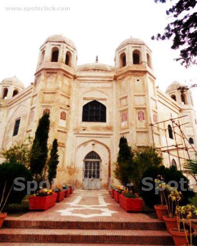 Anarkali Tomb Image