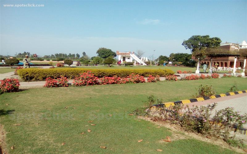 Wagah Border Image