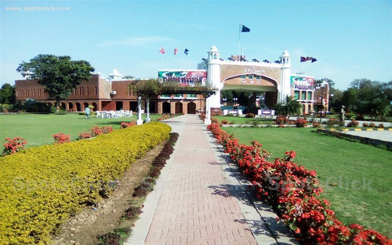 Wagah Border Photo