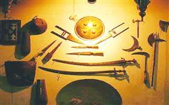 Pics of Fakir Khana Museum