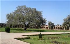 Gallery of Jahangir Tomb