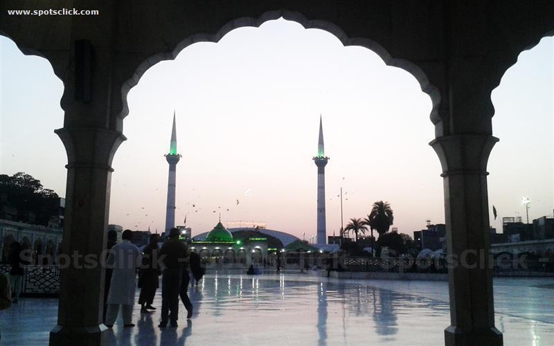Hazrat Data Gunj Bakhsh Ali Hajweri Photo