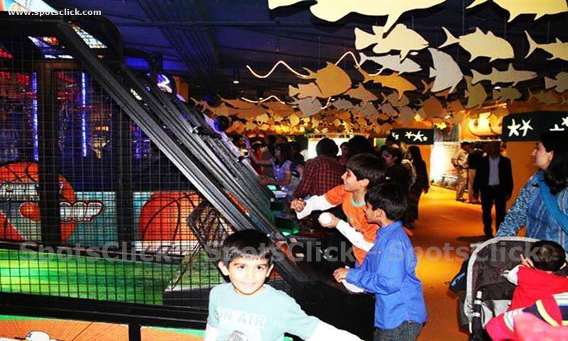 Sindbad Wonderland Lahore Gallery