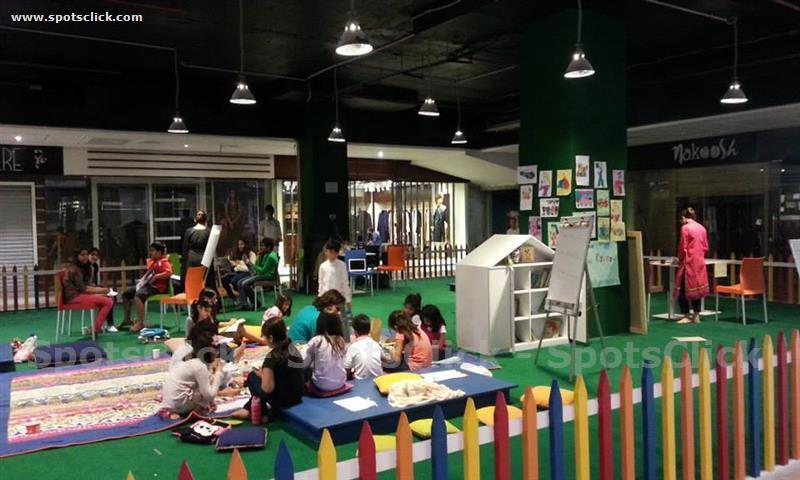 Kids Club Gallery