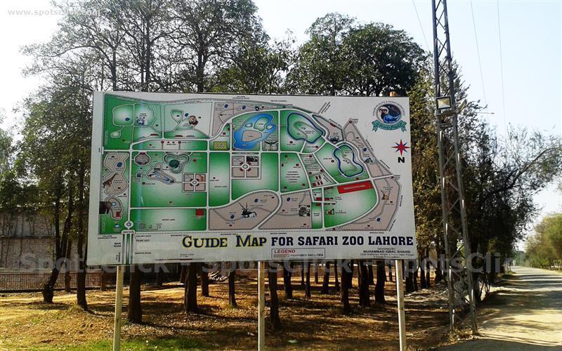 Lahore Zoo Safari Park Image