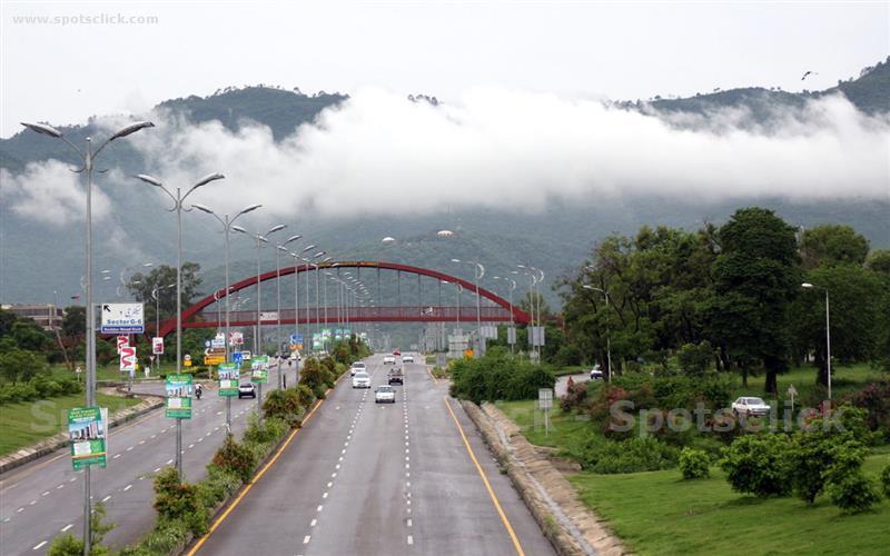 Image of Margalla Hills
