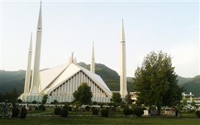 Image of Shah Faisal Masjid