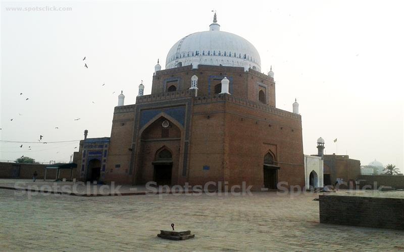 Picture of Hazrat Bahauddin Zakariya Multani