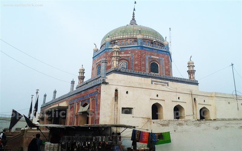 Gallery of Hazrat Shah Shamsuddin Sabzwari