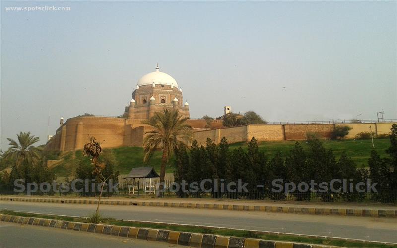 Image of Fort Kohna Multan