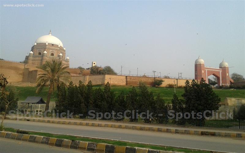 Picture of Fort Kohna Multan