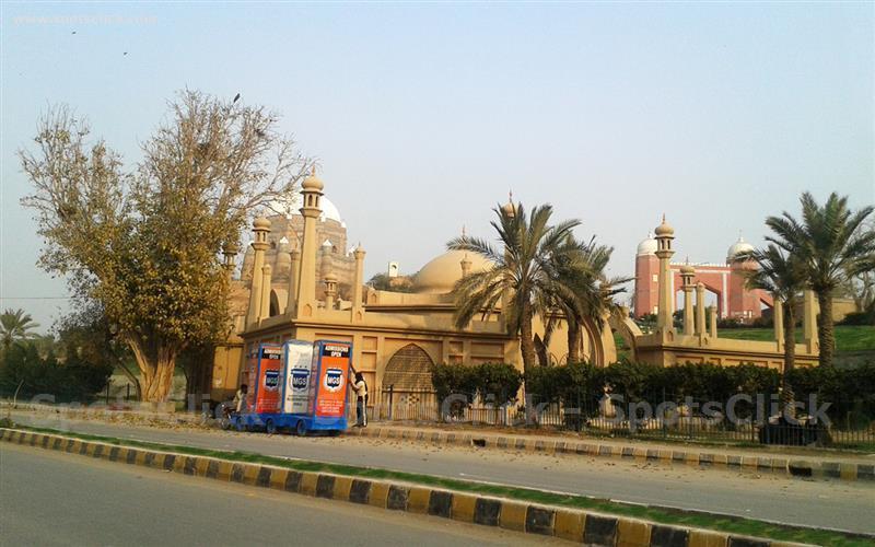 Gallery of Fort Kohna Multan