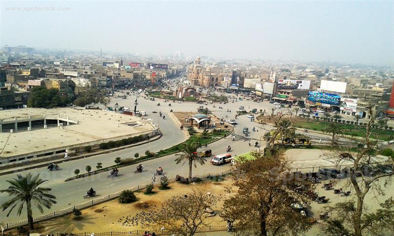 Image of Ghanta Ghar Multan