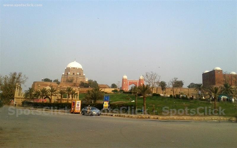 Photo of Fort Kohna Multan