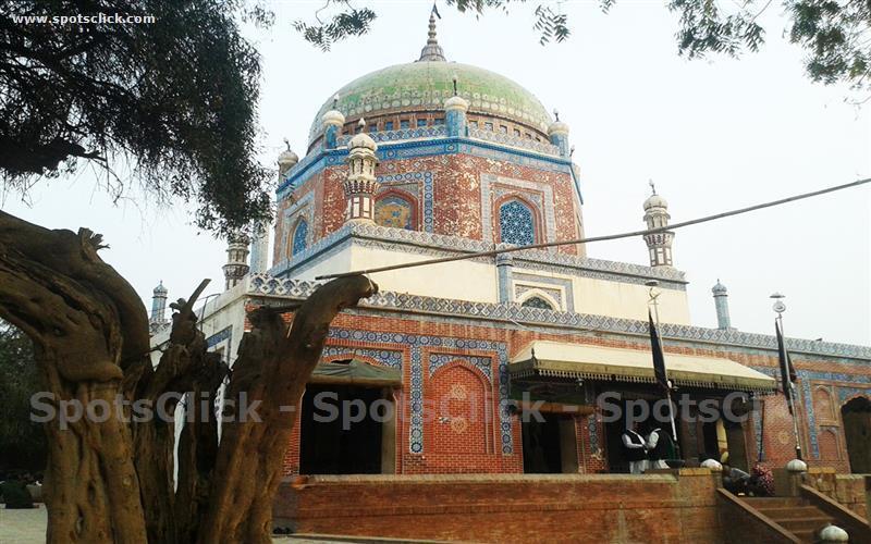 Picture of Hazrat Shah Shamsuddin Sabzwari