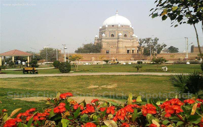 Picture of Tomb of Shah Rukn-e-Alam