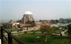 Pics of Tomb of Shah Rukn-e-Alam