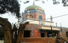 Photo of Hazrat Shah Shamsuddin Sabzwari