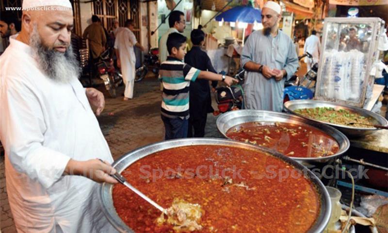 Gallery of Pindi Food Street