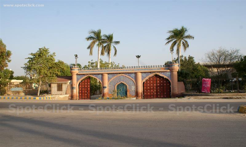 Sindh Museum Image