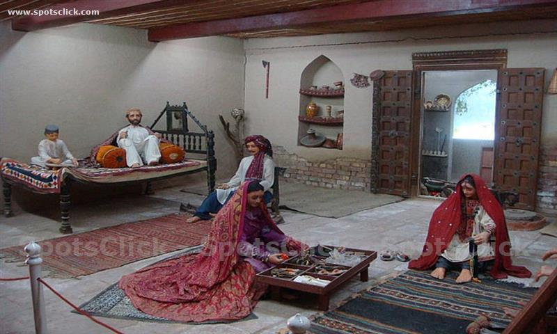 Sindh Museum Photo
