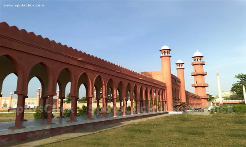 Rani Bagh Hyderabad - Wadhu Wah Road Hyderabad   Park & Garden
