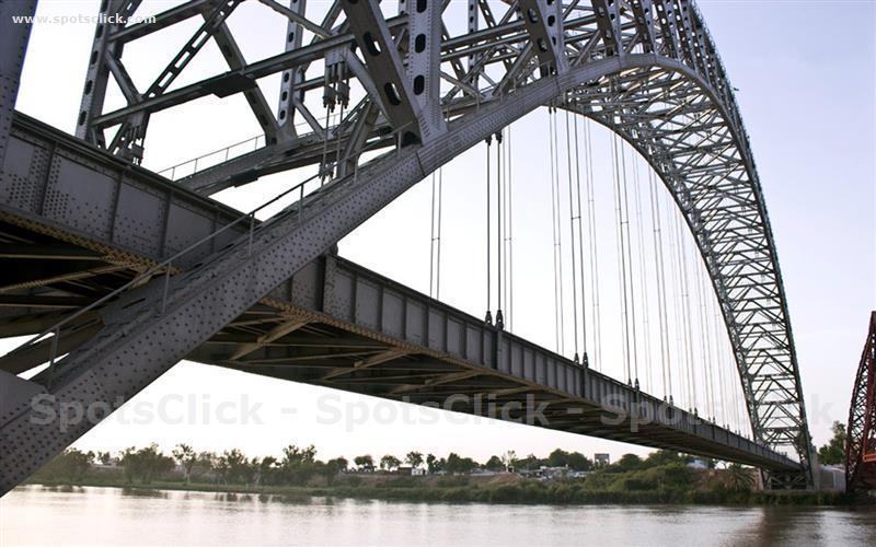 Image of Lansdowne Bridge Rohri