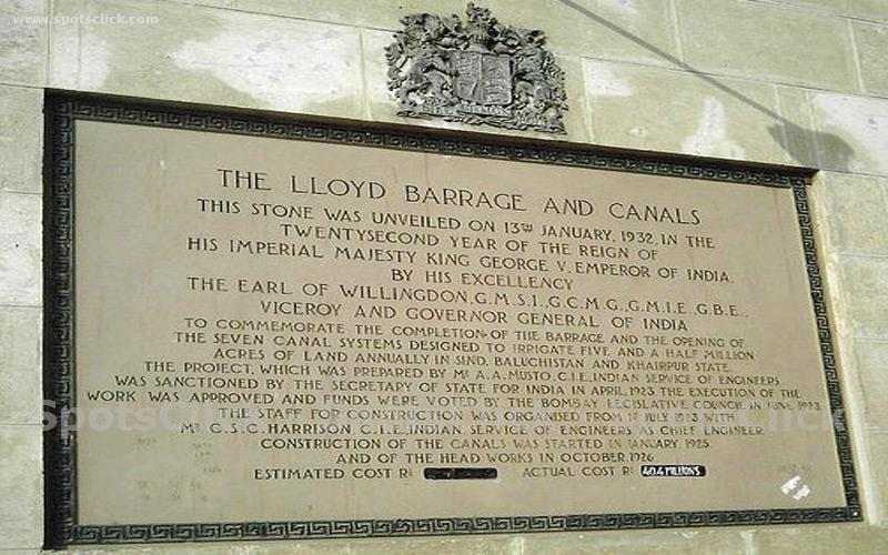 Image of Lloyd Barrage Museum