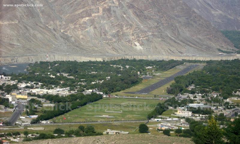 Gilgit Airport Photo