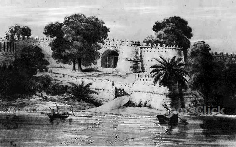 Photo of Bukkur Fort