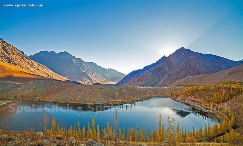 Photo of Phandar Lake